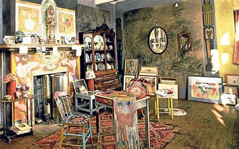 the charleston house charleston the bloomsbury group s favourite house telegraph