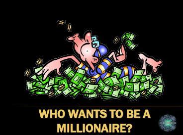 Can You Become A Millionaire With An Mba by Who Wants To Be A Millionaire Past Simple