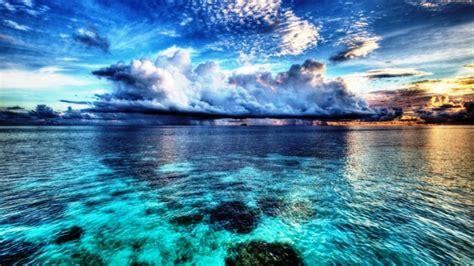 wallpaper laut cantik gambar pemandangan rumah cantik gambar con