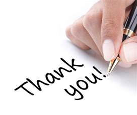 effective interviewing strategy writing a great thank you