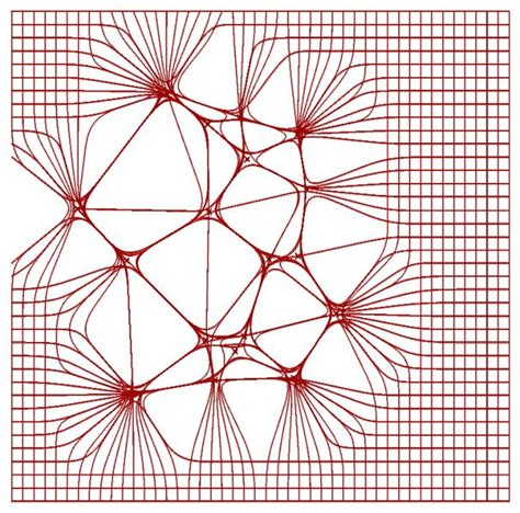 pattern formation parametric 345 best images about voronoi on pinterest digital