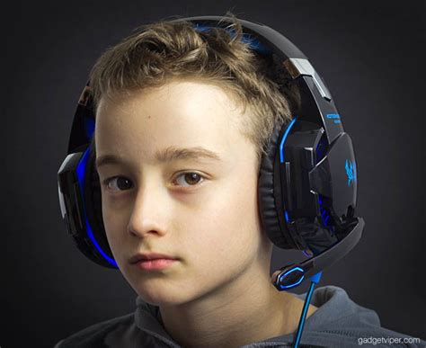 Headset Gaming Kotion G2000 kotion each g2000 gaming headset review