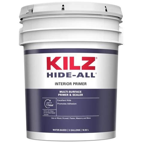 kilz hide  interior multi purpose water based wall