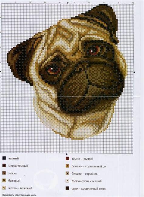 pug cross stitch patterns free the world s catalog of ideas