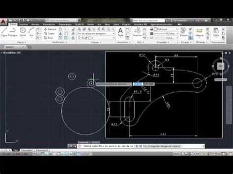 basic autocad tutorial youtube autocad tutorial basic mechanical drawing youtube