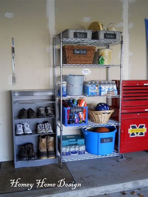 ideas for organizing garage garage organization ideas organize