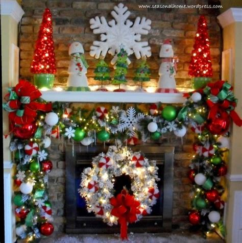 Fireplace Wreaths by 17 Best Ideas About Fireplace Decorations On
