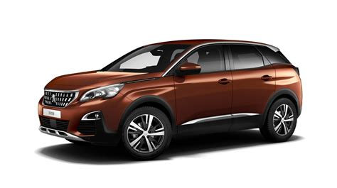 peugeot copper peugeot 3008 ii 2018 couleurs colors
