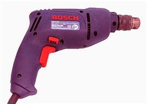 Mesin Bor Listrik Bekas jual mesin bor listrik bosch 10mm gbm 350 re harga murah