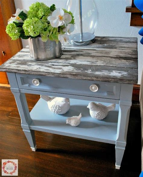 refinishing end table ideas 25 best ideas about refinished end tables on