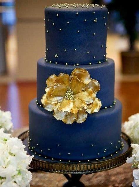 elegant navy  gold wedding ideas weddingomania