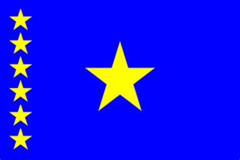 republic of congo historical flags