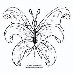 Outline Of Flowers And Butterflies by Orchid Stencil Supplies Aabstyle Ideas Supplies