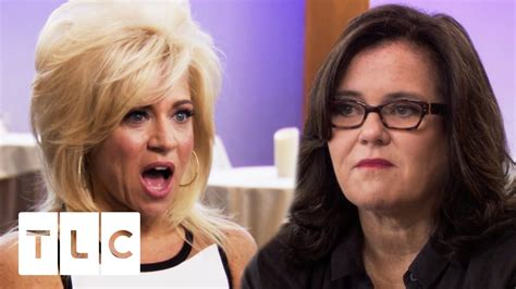 reading by long island medium cost rosie o donnell gets a reading from theresa long island