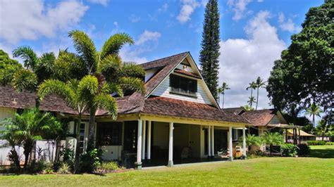 plantation cottages waimea waimea plantation cottages in hawaii joins coast hotels