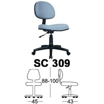 Kursi Kantor Chairman Sc 309 kursi sekretaris chairman type sc 309 jual daftar harga furniture kantor di jakarta