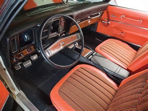 1969 camaro ss interior 1969 chevrolet camaro s s 396 convertible classic