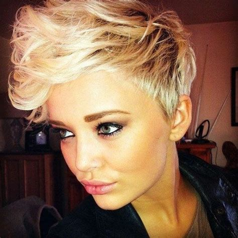 pixie hairstyle with longer sides 20 chic pixie haircuts ideas popular haircuts