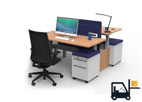 standing height desk with storage stand up computer desk with storage how do the newest