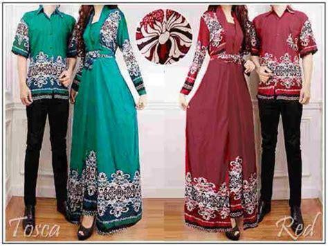 Ot Dress Raline Batik Toska Fit L gamis batik cp1018