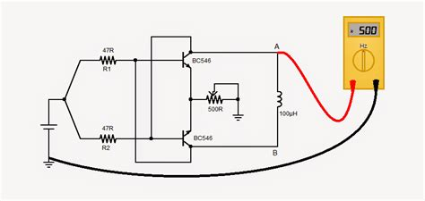 inductor use in circuits 1 5 v inductance meter circuit electronic circuit projects