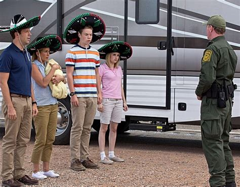 We Re The Millers Also Search For We Re The Millers Review Predictable And Uneven Comedy That Wants To Its