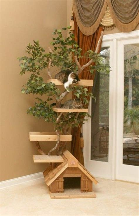 bildergebnis fr wandkratzbaum selber bauen katzen