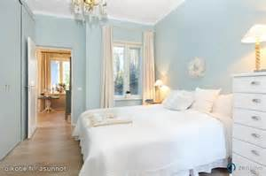 Light Blue Walls In Bedroom Light Blue Walls Vaaleansiniset Sein 228 T Bedrooms Makuuhuoneet