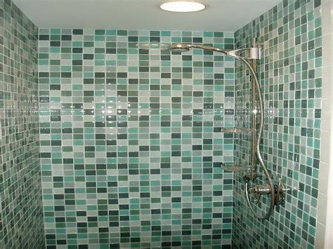 bathroom glass tile designs 30 great ideas of glass tiles for bathroom floors