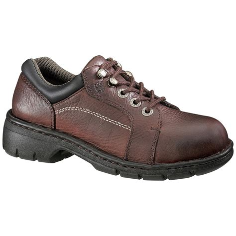 s wolverine 174 steel toe eh oxford boots 146320