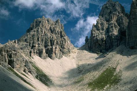 alta via 2 dolomitas ascenso a la marmolada tra le dolomiti il versante sud della marmolada gruppo