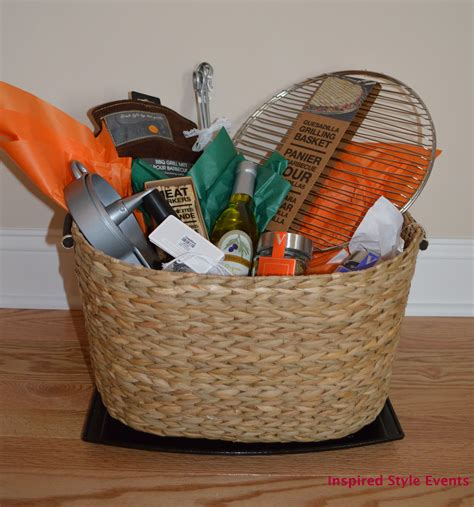 bathroom gift basket ideas easy to put together a diy grilling theme bridal shower