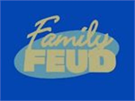 Oblong Hurley 1999 Merah family feud logos shows wiki
