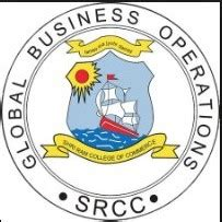 Srcc Mba Placements by Srcc Gbo Placements 2018 Package Average Stipend