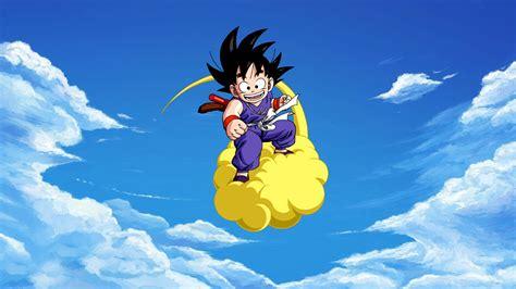 imagenes de goku volando kid goku hd image