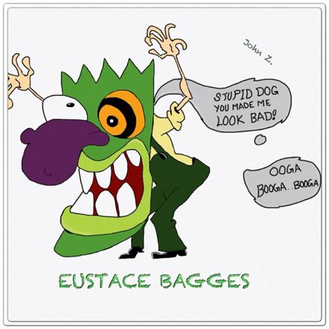 eustace courage the cowardly quot eustace bagges quot courage the cowardly my