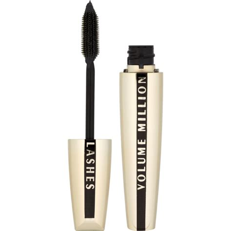 Max Factor Lash Perfection Mascara And Loreal Volume Shocking Mascara by L Or 233 Al Volume Million Lashes Mascara Black 9ml