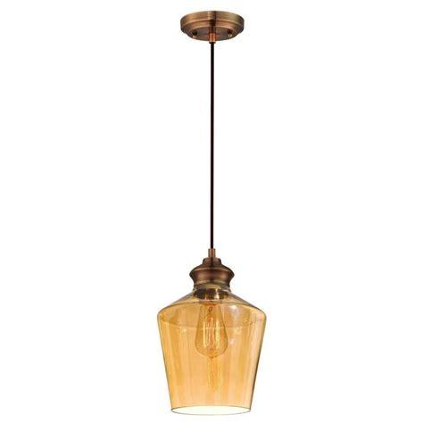 Westinghouse Copper Adjustable Vintage Mini Pendant Adjustable Pendant Lights