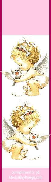free printable angel bookmarks print bookmark angel fairy with dove