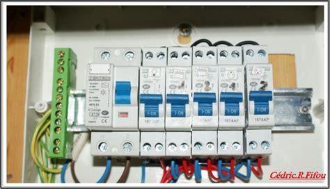 installer un tableau électrique 255 branchement d un tableau lectrique branchement dun
