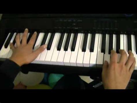 cadenas romper tutorial piano la ni 241 a de tus ojos piano tutorial doovi
