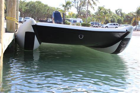 air up boat inflatable mini cat catamaran mc365