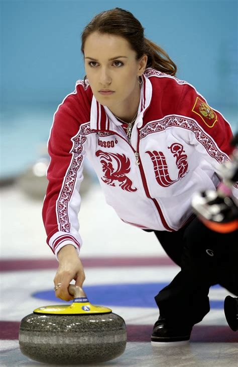 hot female olympic curlers 30 hot pictures of the russian women curling team