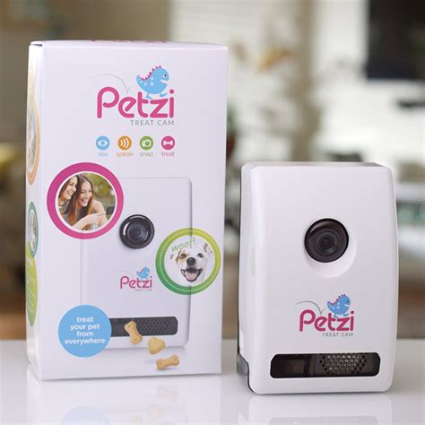 treat dispenser with petzi treat wi fi pet and treat dispenser the green
