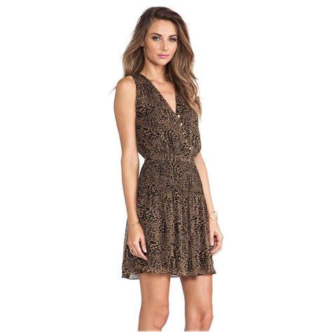Zaeta Dress diane furstenberg black brown zaeta printed dress on tradesy