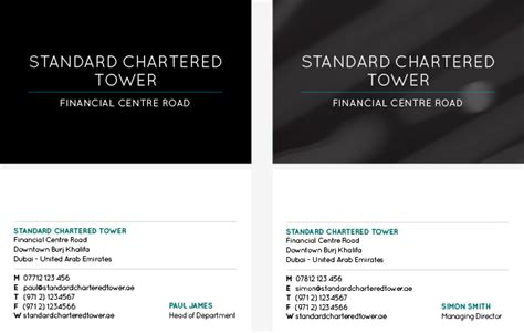 contact details of standard chartered bank standard chartered bank the practice a creative
