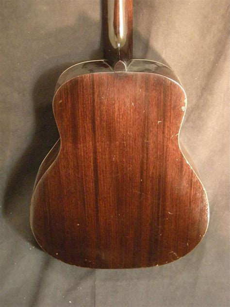 Handmade Kalamazoo - paramount guitars unique handmade guitars 1936