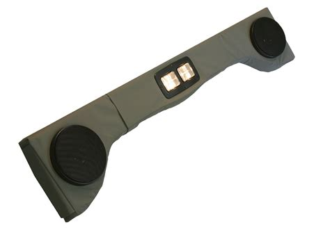 Jeep Speaker Bar New Vertically Driven Products Upholstered Sound Bar
