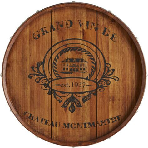 wine barrel wall decor pier 1 imports