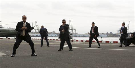secret service sleepy overworked secret service officers endanger those they protect ig report